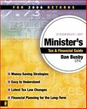 Zondervan Minister's Tax and Financial Guide : For 2006 Returns, Busby, Daniel D., 0310262178