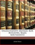 Összegyüjtött Munkái, József Bajza, 1142622177