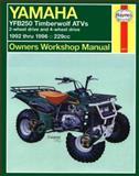 Haynes Yamaha Ybf 250 Timberwold, 1992-1996, Haynes Publications Staff, 1563922177