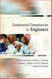 Fundamental Competencies for Engineers, Dunwoody, A. Bruce and Cramond, Patrick J., 0195422171