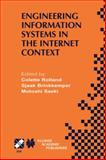Engineering Information Systems in the Internet Context, Rolland, Colette and Brinkkemper, Sjaak, 1402072171