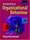 Introduction to Organizational Behaviour, Drummond, Helga, 0198782179