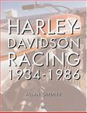 Harley-Davidson Racing, 1934-1986, Allan Girdler, 0760312176