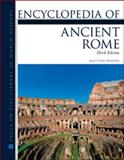 Encyclopedia of Ancient Rome, Bunson, Matthew, 0816082170