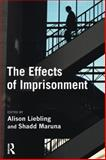 The Effects of Imprisonment, , 1843922177
