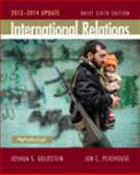 International Relations Brief, 2013-2014 Update Plus NEW MyPoliSciLab with EText--Access Card Package, Goldstein, Joshua S. and Pevehouse, Jon C., 0205972187