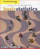 Basic Statistics : Tales of Distributions, Spatz, Chris, 0495502189