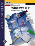 New Perspectives on Microsoft Windows NT Workstation 4.0 : Introductory, Parsons, June J. and Oja, Dan, 0760052182