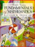 Fundamentals of Mathematics : Florida Version, Setek, William M., 0135042186