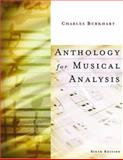 Anthology for Musical Analysis, Burkhart, Charles, 0155062182