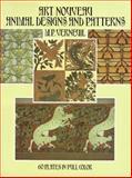 Art Nouveau Animal Designs and Patterns, M. P. Verneuil, 0486272184