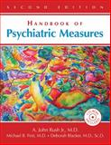 Handbook of Psychiatric Measures, , 1585622184