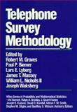 Telephone Survey Methodology, Groves, Robert M. and Biemer, Paul, 0471622184