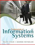Fundamentals of Information Systems, Stair, Ralph and Reynolds, George, 0840062184