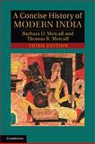 A Concise History of Modern India, Metcalf, Barbara and Metcalf, Thomas, 110767218X