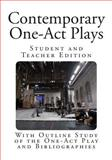 Contemporary One-Act Plays, B. Lewis, 1497362180