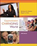 Communication in a Changing World with CD-ROM 2. 0, Dobkin, Bethami A., 0077212185