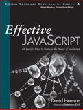 Effective JavaScript, David Herman, 0321812182