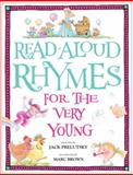 Read-Aloud Rhymes for the Very Young, , 0394872185