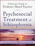 Psychosocial Treatment of Schizophrenia, Rubin, Allen and Springer, David W., 0470542187