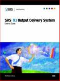 SAS(R) 9. 1 Output Delivery System : User's Guide, SAS Institute, 1590472187