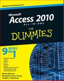 Microsoft Access 2010 All-in-One for Dummies®, Alison Barrows and Margaret Levine Young, 0470532181