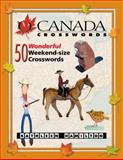50 Wonderful Weekend-Size Crosswords, Kathleen Hamilton, 0889712182