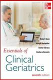Essentials of Clinical Geriatrics, Kane, Robert L. and Abrass, Itamar, 007179218X