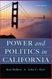 Power and Politics in California, DeBow, Ken and Syer, John C., 0205622194