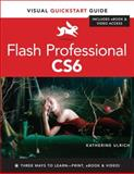 Flash Professional CS6, Katherine Ulrich, 0321832191
