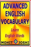 Advanced English Vocabulary, Mohit Joshi, 1490332197