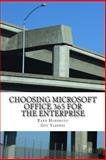 Choosing Microsoft Office 365 for the Enterprise, Rand Morimoto and Guy Yardeni, 1495382192