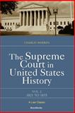 Supreme Court in United States History, 1821-1855, Warren, Charles, 1893122190