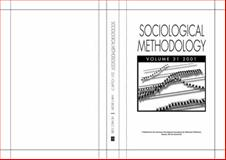 Sociological Methodology, , 0631232192