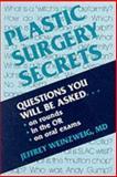 Plastic Surgery Secrets, Weinzweig, Jeffrey, 156053219X