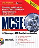 MCSE Planning a Windows(R) Server Network Infrastructure (Exam 70-293) with Windows(R) Server 2003 180-Day Trial Software, Huggins, Diana, 0072232196