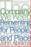 The Company We Keep, John Abrams, 1933392193
