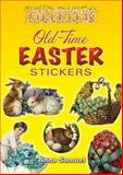 Glitter Old-Time Easter Stickers, Anna Samuel, 0486452190