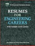 Resumes for Engineering Careers, VGM Career Books Staff, 0658002198