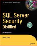SQL Server Security Distilled, Lewis, Morris, 1590592190