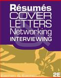 Resumes, Cover Letters, Networking, and Interviewing, Eischen, Clifford W. and Eischen, Lynn A., 0324312202