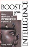 How to Boost Your Intelligence, Harry Alder, 0749432209