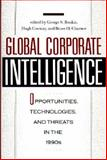 Global Corporate Intelligence 9780899302201