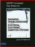 NATEF Correlated Task Sheets for Diagnosis and Troubleshooting of Automotive Electrical, Electronic, and Computer Systems, Halderman, James D., 0132552205