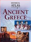 Historical Atlas of Ancient Greece, Konstam, Angus, 0816052204