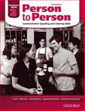 Person to Person, Level 2, Jack C. Richards and David Bycina, 0194302202