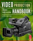 Video Production Handbook, Owens, Jim and Millerson, Gerald, 0240522206