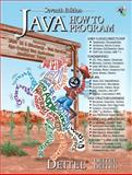 Java How to Program, Deitel, Paul J. and Deitel, H. M., 0132222205