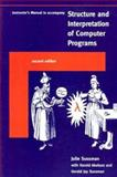 Instructor's Manual to Accompany Structure and Interpretation of Computer Programs, Gerald Jay Sussman and Julie Sussman, 0262692201