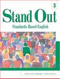 Stand Out 3 : Standards-Based English, Sabbagh, Staci Lyn and Jenkins, Rob, 0838422209